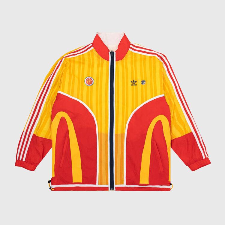 McDonald's x Eric Emanuel x adidas Capsule