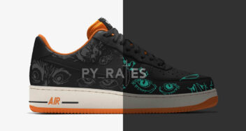 "Nike Air Force 1 ""Halloween"""