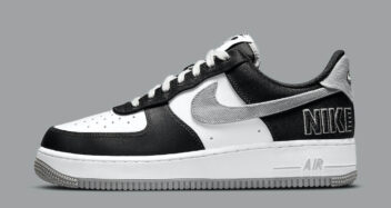 "Nike Air Force 1 Low EMB ""Raiders"" CT2301-001"