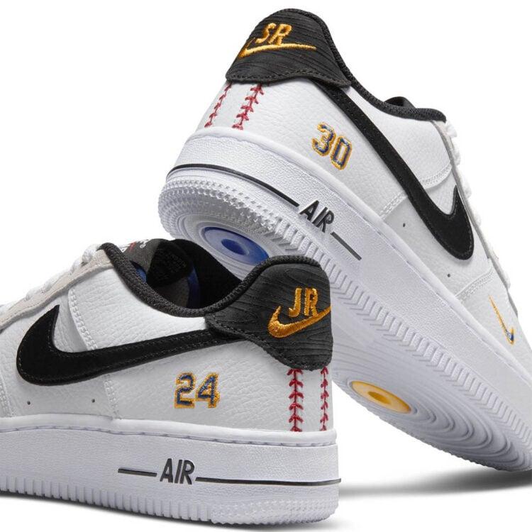 """Nike Air Force 1 Low """"grade school nike air kids girls sneakers sandals."""""""