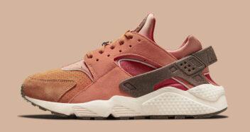 """Nike Air Huarache """"Turf Orange"""" DM6238-800"""
