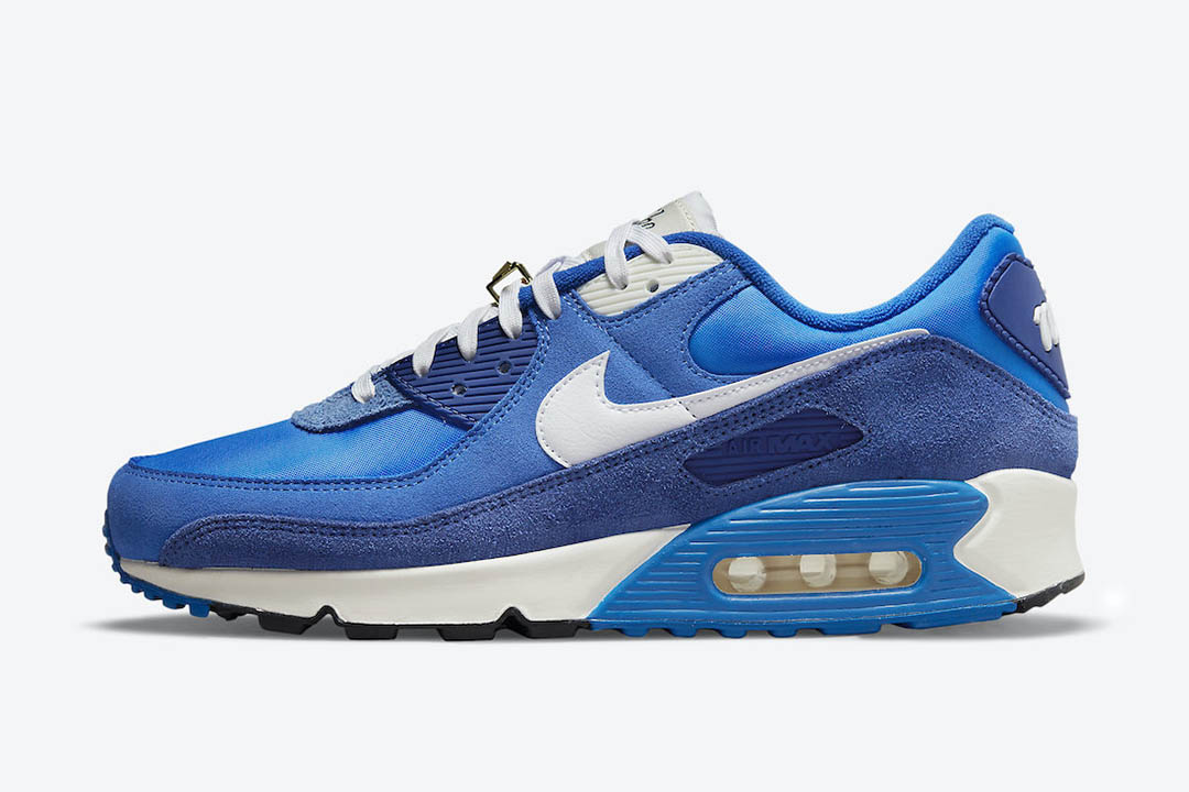 Nike Air Max 90 Signal Blue DB0636 400 00