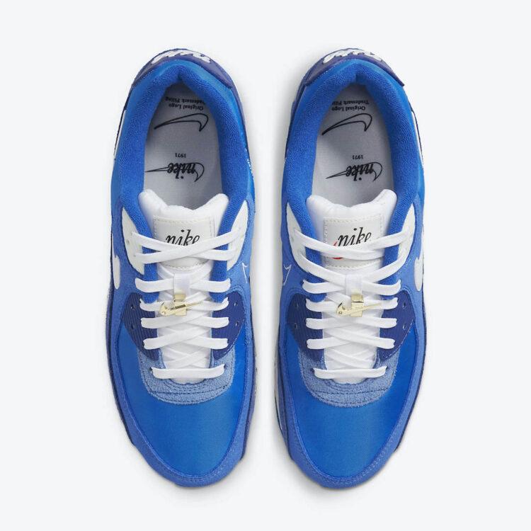 Nike Air Max 90 Signal Blue DB0636 400 03 750x750