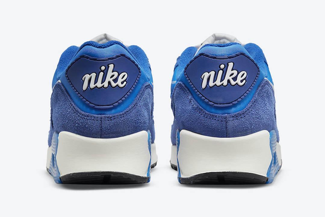 Nike Air Max 90 Signal Blue DB0636 400 04