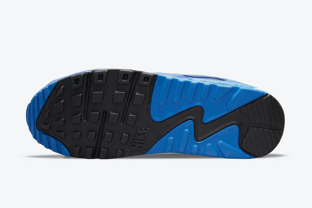Nike Air Max 90 Signal Blue DB0636 400 05