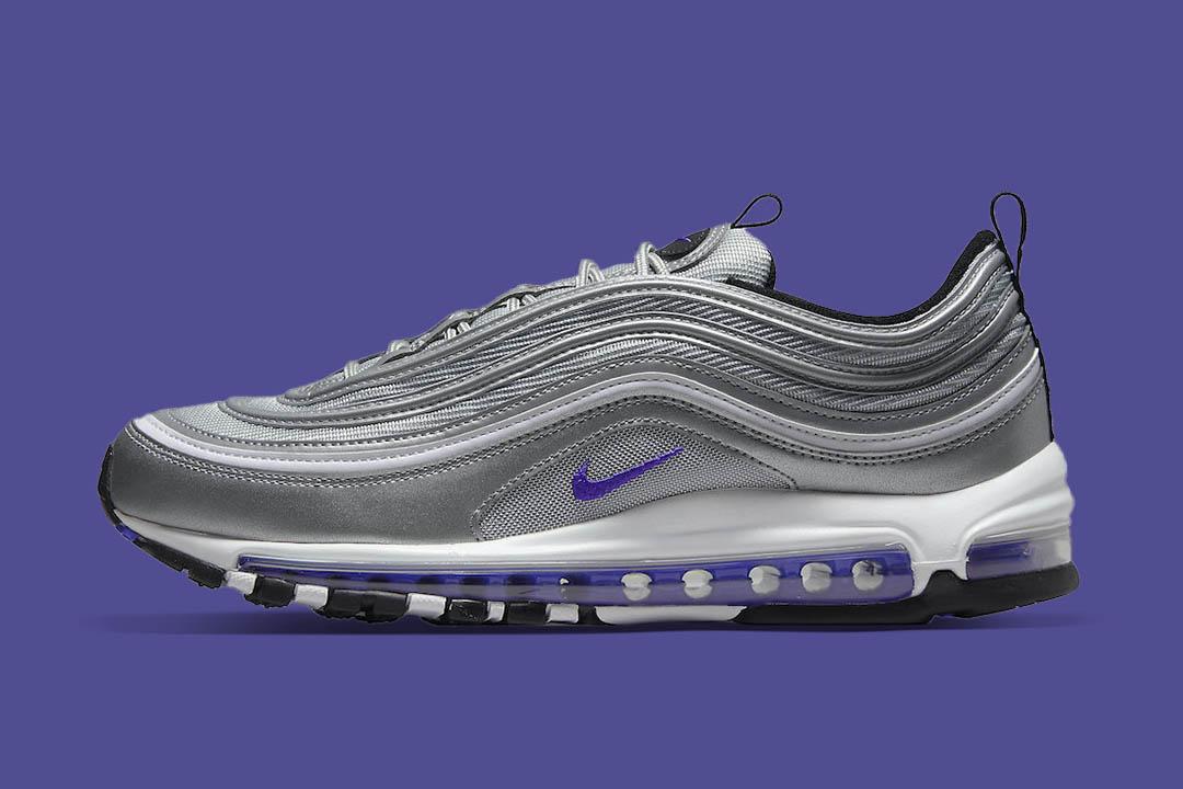 "Nike Air Max 97 ""Purple Bullet"" DJ0717-001"