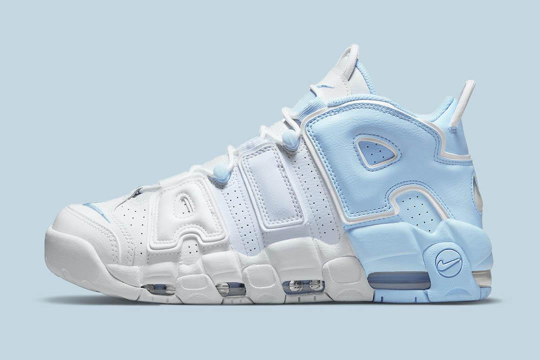 Nike Air More Uptempo Sky Blue DJ5159 400 Lead