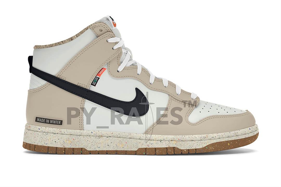 Nike Dunk High Next Nature 00