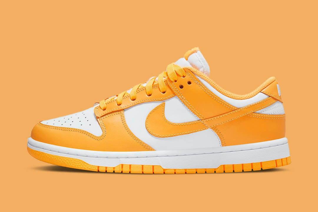 "Nike Dunk Low WMNS ""Laser Orange"" DD1503-800"