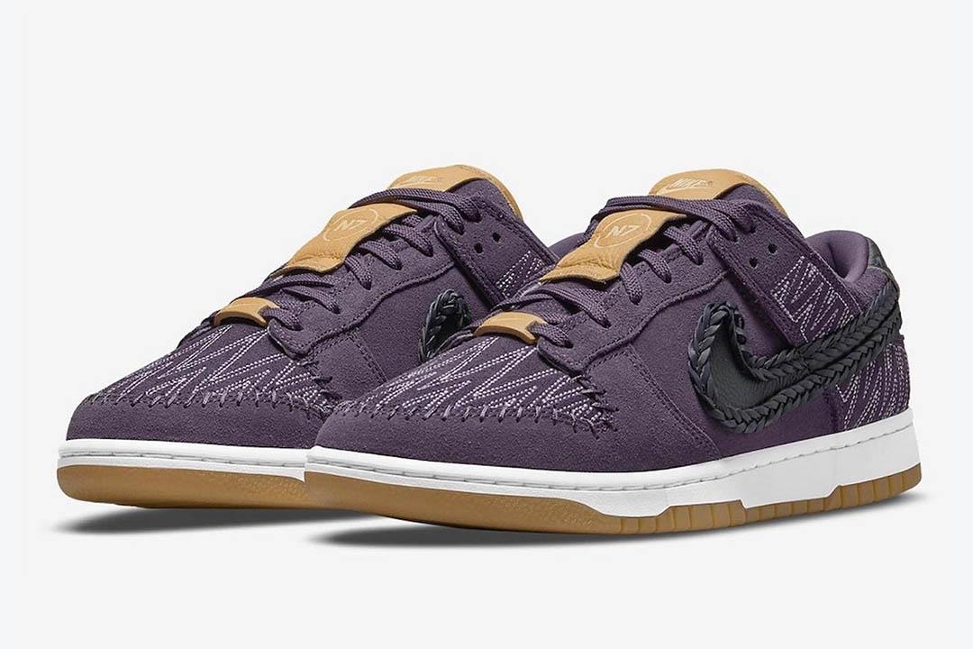 Nike Dunk Low N7 2021 01