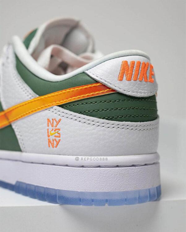 Nike Dunk Low NY vs NY DN2489 300 10 601x750