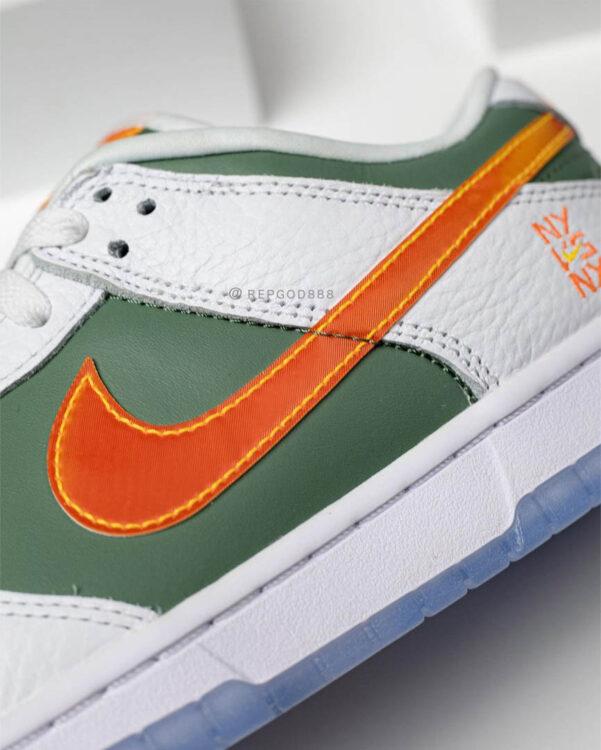 Nike Dunk Low NY vs NY DN2489 300 12 601x750