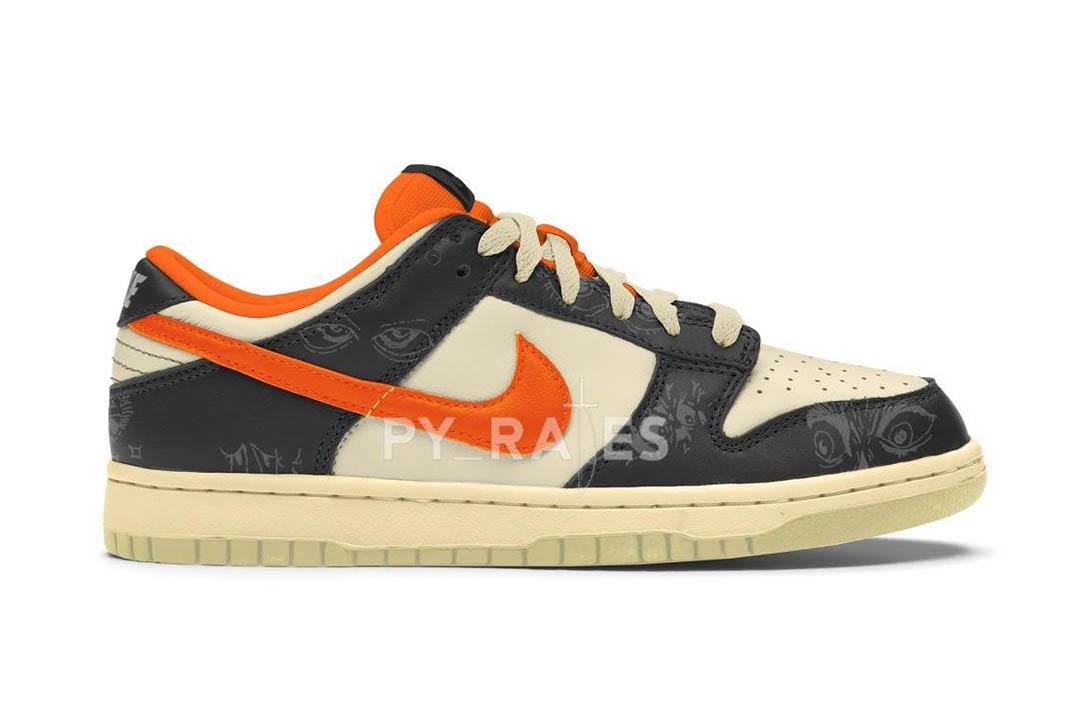 Nike Dunk Low PRM Halloween 01