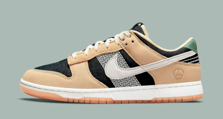 """Nike Dunk Low """"Rooted In Peace"""" DJ4671-294"""