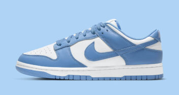 "Nike Dunk Low ""University Blue"" DD1391-102"