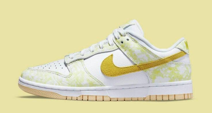 "Nike Dunk Low ""Yellow Strike"" DM9467-700"