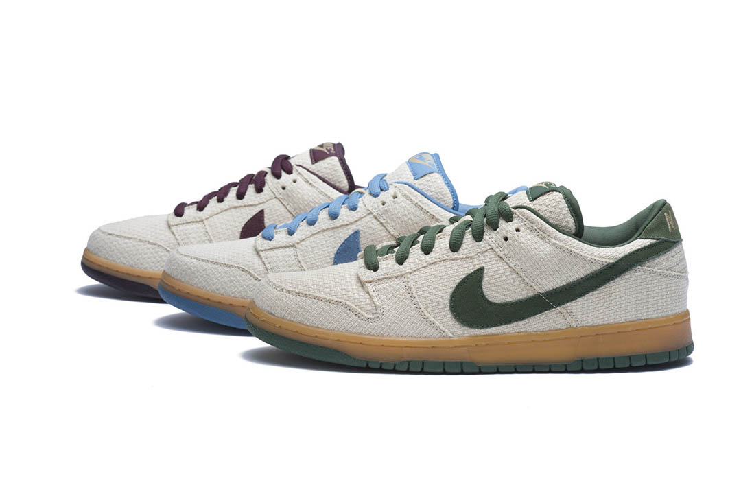 "Nike SB Dunk ""Hemp Pack"""