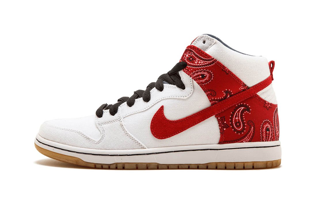 "Nike SB Dunk High ""Cheech and Chong"""
