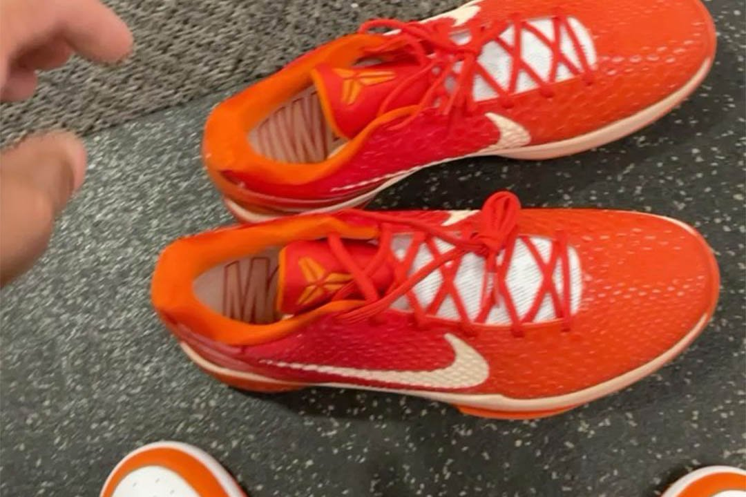 "PJ Tucker x Nike Kobe 6 PE ""Texas2Toronto"""