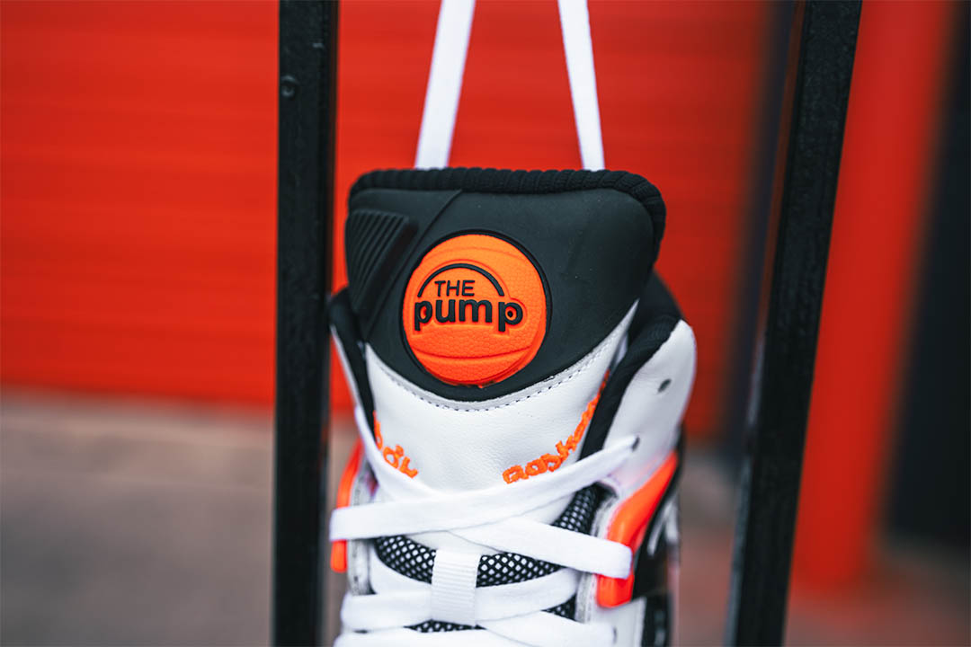 """Reebok Pump Omni Zone II """"White"""" G57540"""