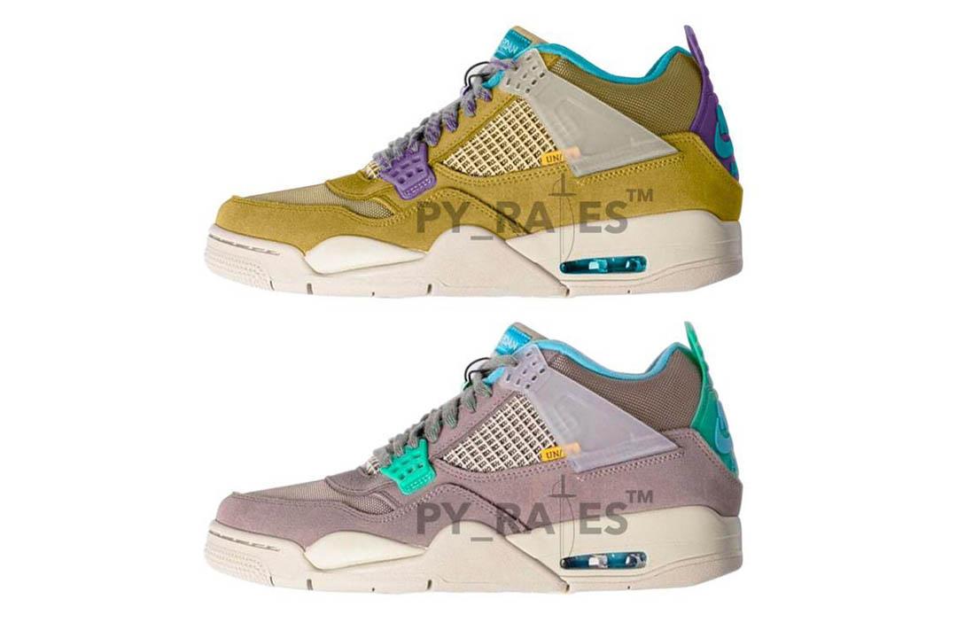 "Union LA x Air Jordan 4 ""30th Anniversary"""