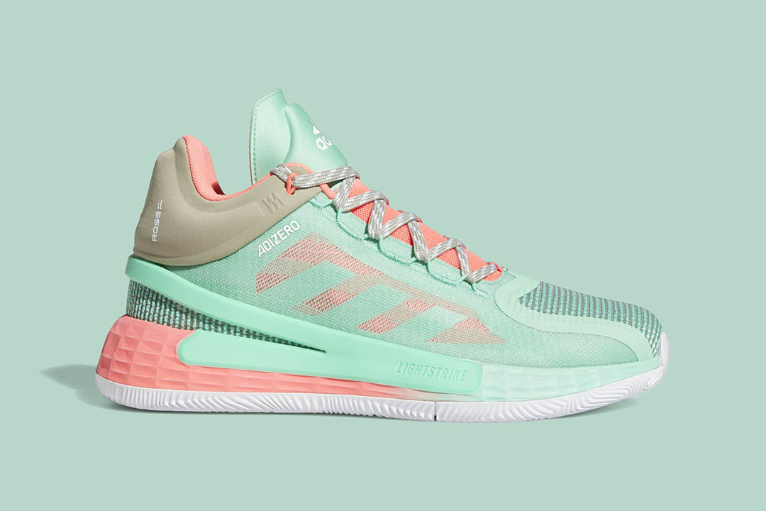 "adidas D Rose 11 ""Boardwalk"" FZ1274"