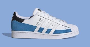"adidas Superstar ""Bright Blue"" FX5571"