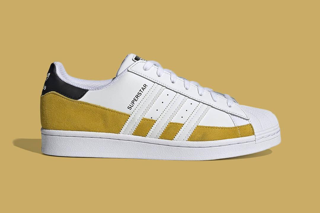 "adidas Superstar ""Hazy Yellow"" FX5570"