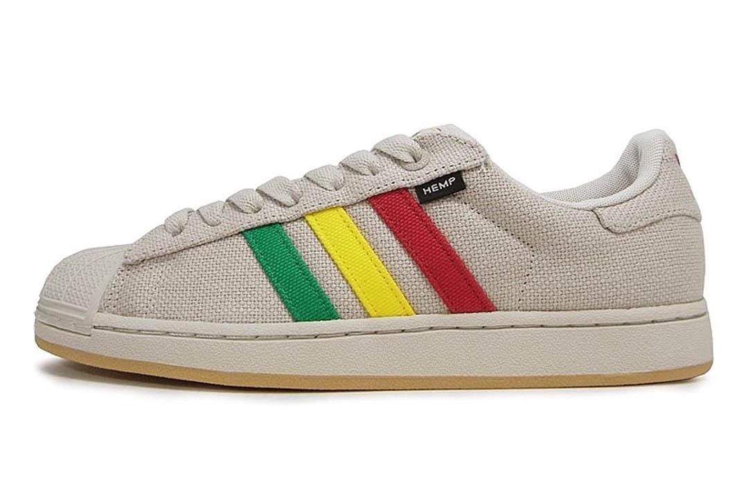"adidas Superstar II ""Hemp"""