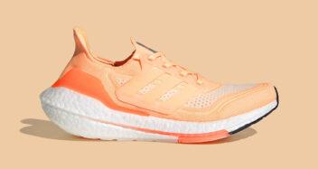 "adidas Ultraboost 21 ""Acid Orange"" FZ1917"