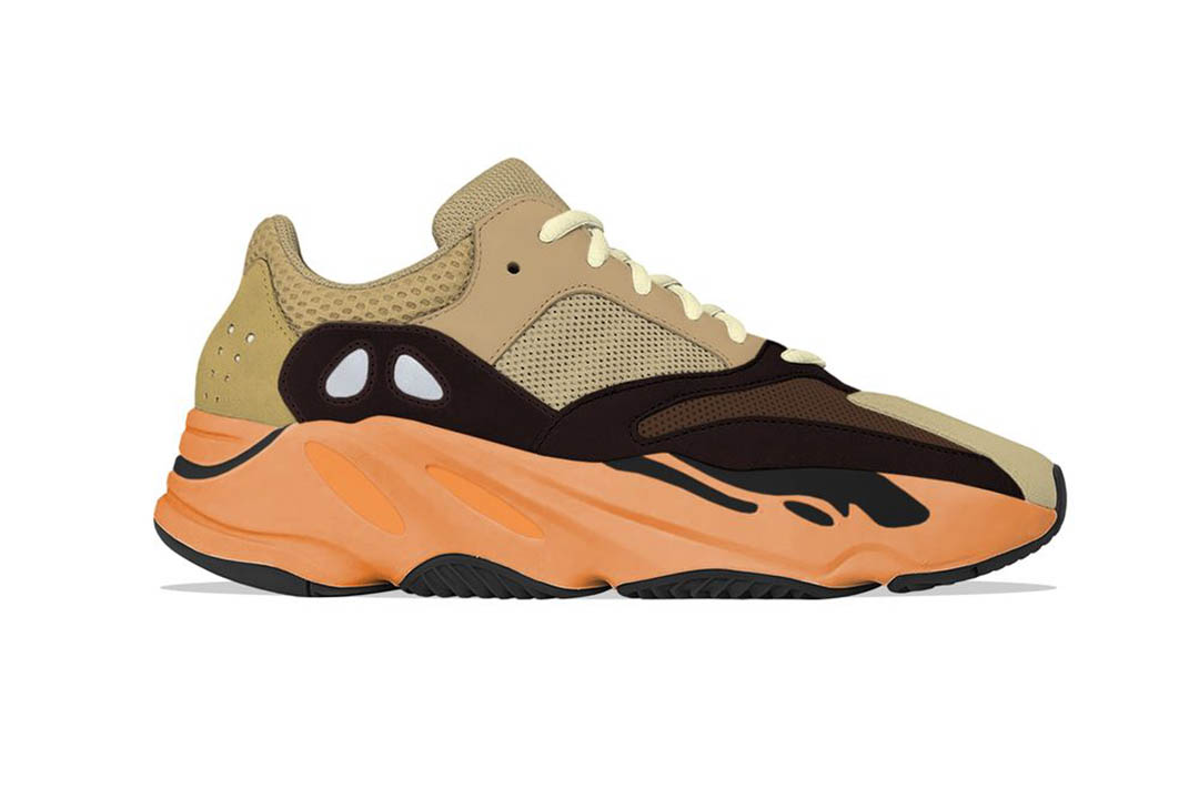 """adidas Yeezy Boost 700 v1 """"Enflame Amber"""""""