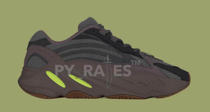 "adidas Yeezy Boost 700 V2 ""Mauve"""