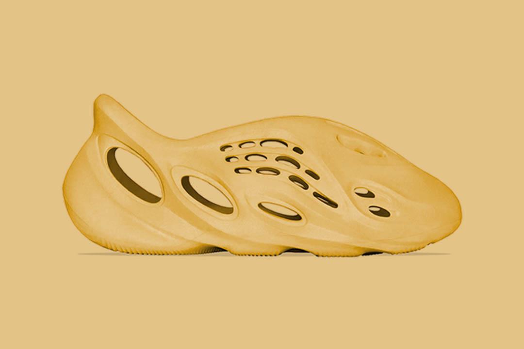 """adidas Yeezy Foam RNNR """"Ochre"""""""
