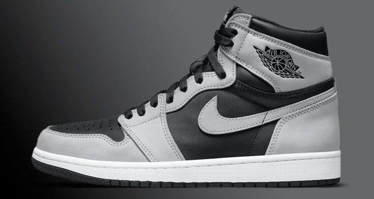 """Air Jordan 1 High OG """"Shadow 2.0"""" 555088-035"""