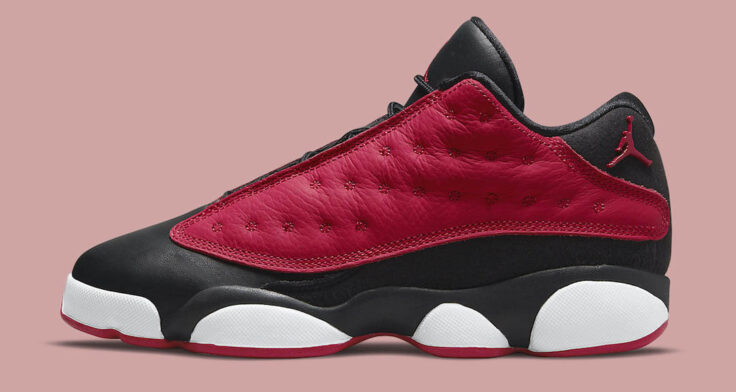 "Air Jordan 13 Low GS ""Very Berry"" DA8019-061"