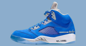 "Air Jordan 5 Retro WMNS ""Blue Bird"" DD9336-400"