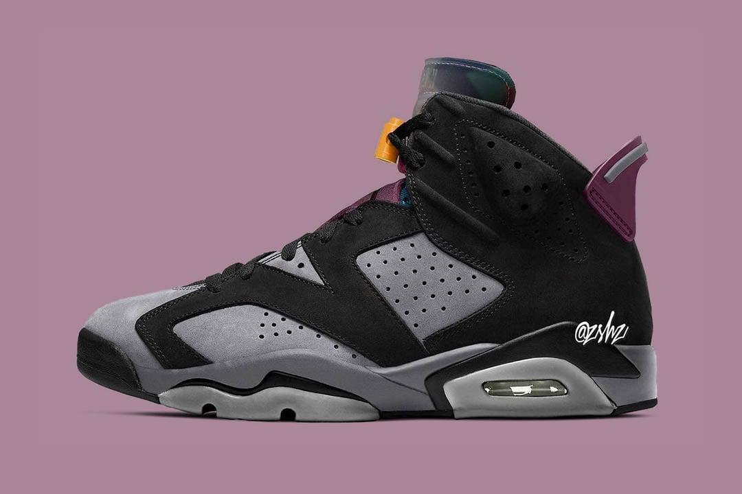 """Air Jordan 6 Retro """"Bordeaux"""""""