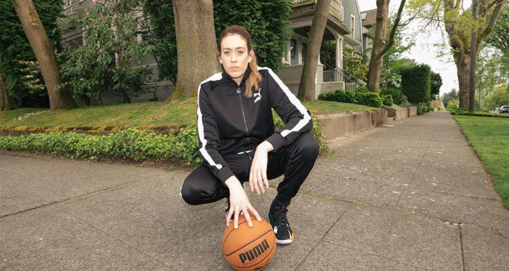 Breanna Stewart Signs With Puma Hoops