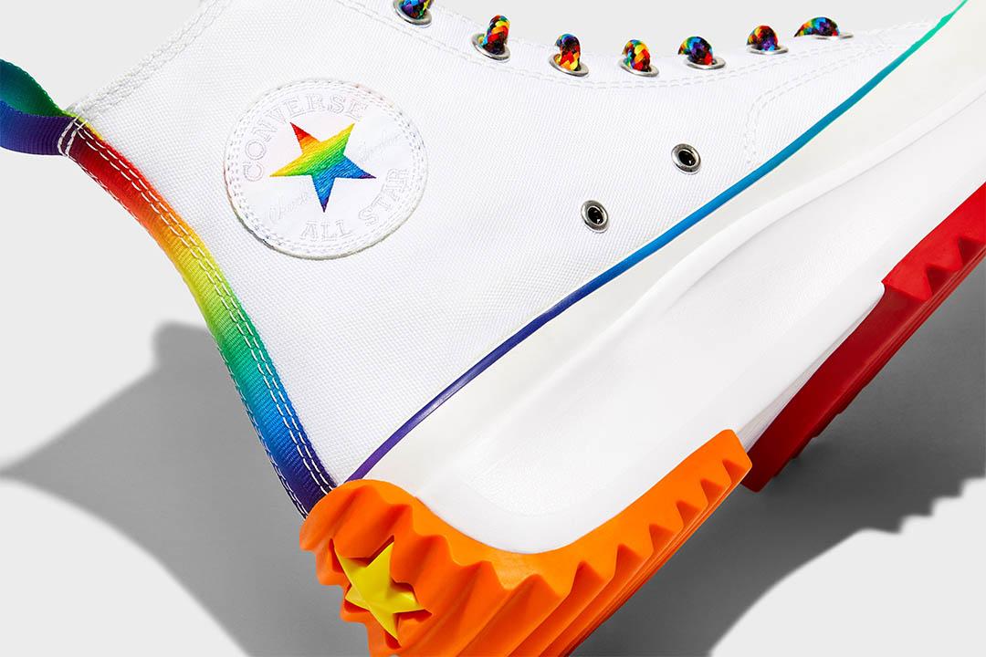 Converse Pride Run Star Hike 170824C
