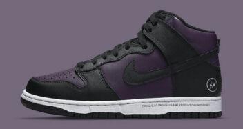 "fragment design x Nike Dunk High ""Beijing"" 2021 DJ0382-600"