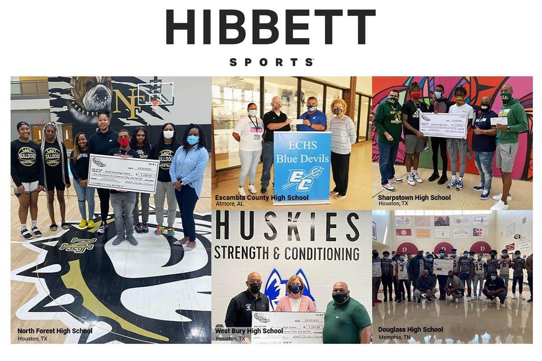 Hibbett Sports Launches $750,000 Sole School Program
