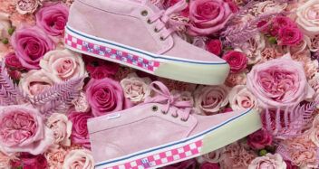 "JSP x Vault by Vans Chukka ""Roses Grown In Granite"""