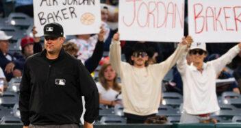 MLB Umpires Wear Jordans