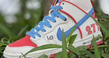 Magnus Walker x Nike SB Dunk High