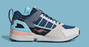 "National Park Foundation x adidas ZX 10000 C ""Crater Lake"" FY5173"