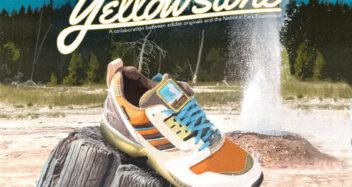 "National Park Foundation x adidas ZX 8000 ""Yellowstone"" FY5168"