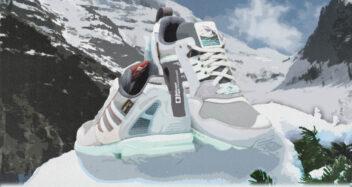 "National Park Foundation x adidas ZX 9000 ""Glacier"" FY5172"