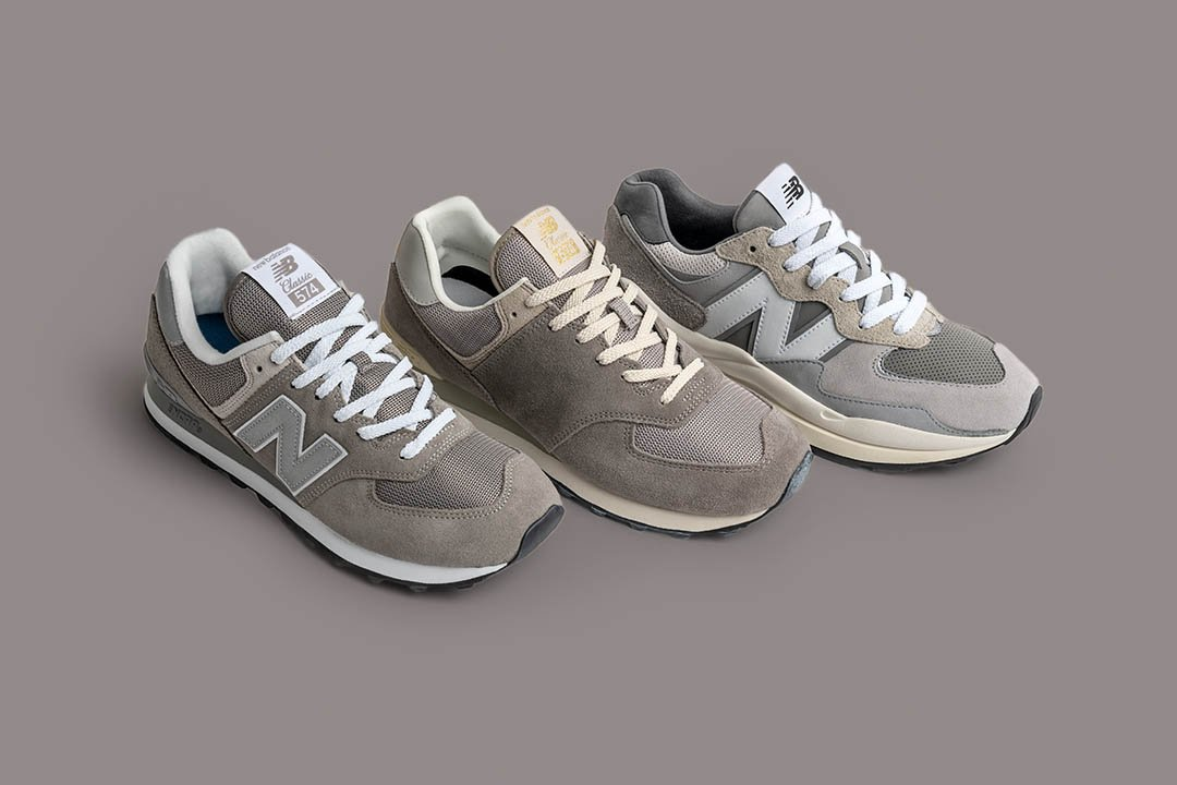 New Balance 2021 Grey Day Collection