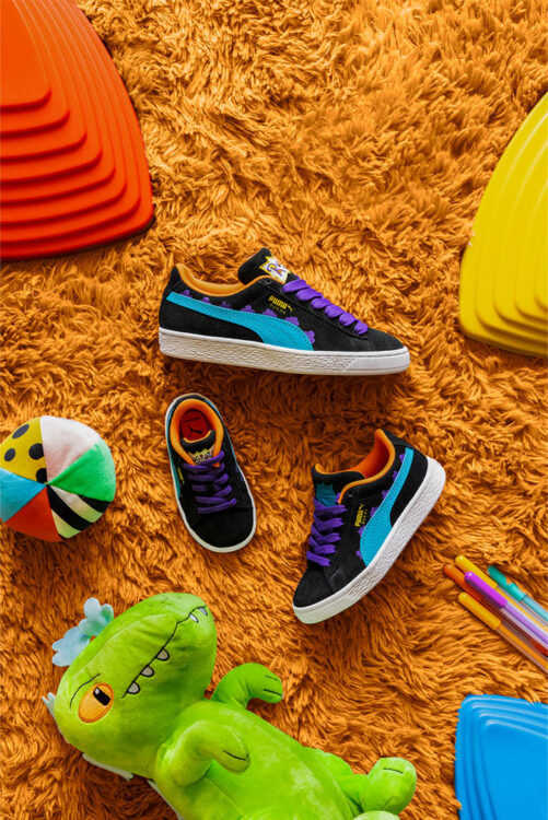 Nickelodeon x PUMA Rugrats Collection