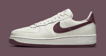 "Nike Air Force 1 Craft ""Dark Beetroot"" DB4455-100"